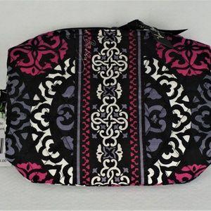 Vera Bradley Cosmetic bag Canterberry Magenta NWT